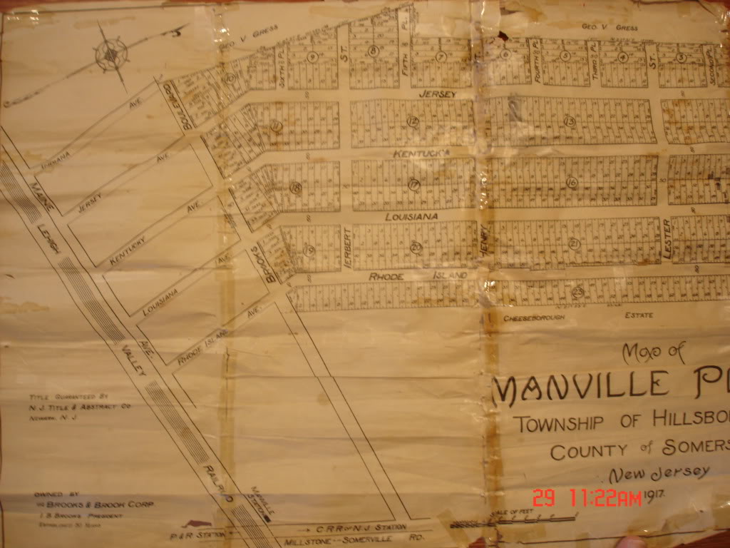 maps | Manville, NJ … Revolution on the Millstone | Page 2
